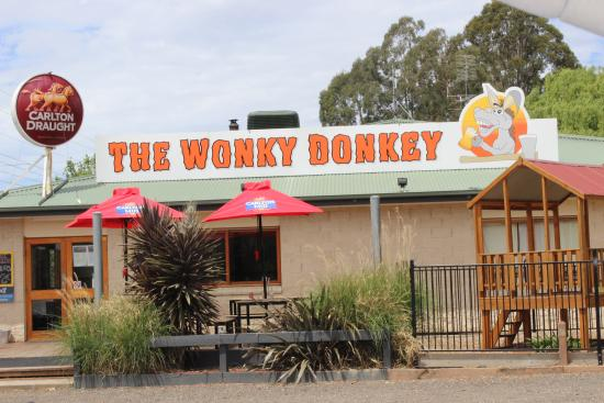 The Wonky Donkey at Forrest