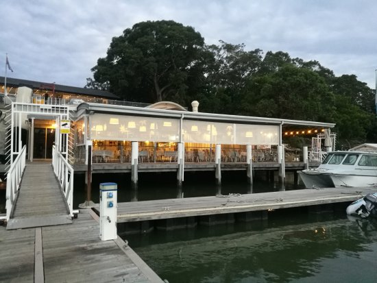 Shipwrights on the Marina - Sydney Tourism