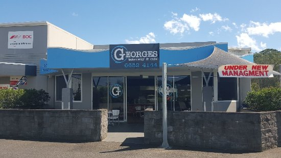 Georges Takeaway & Cafe