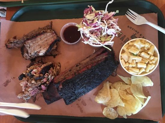Bovine  Swine Barbecue Co.