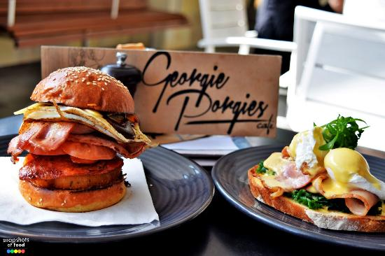 Georgie Porgies Cafe - Sydney Tourism