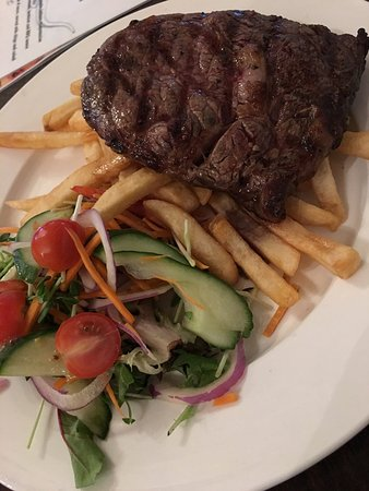 Aussie Steakhouse - Sydney Tourism