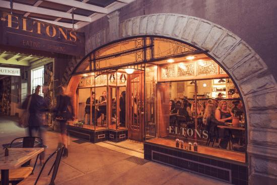 Eltons Eating  Drinking - Sydney Tourism