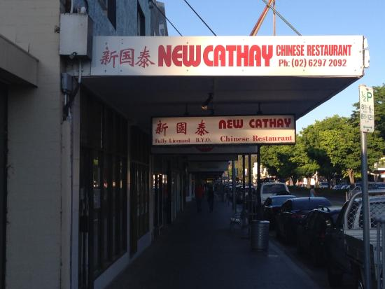 New Cathay Chinese Restaurant - Sydney Tourism