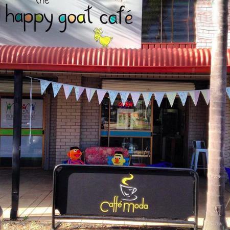 The Happy Goat Cafe - Sydney Tourism