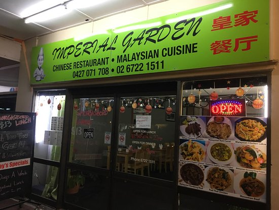 Imperial Garden Chinese Malaysian Cuisine - Sydney Tourism