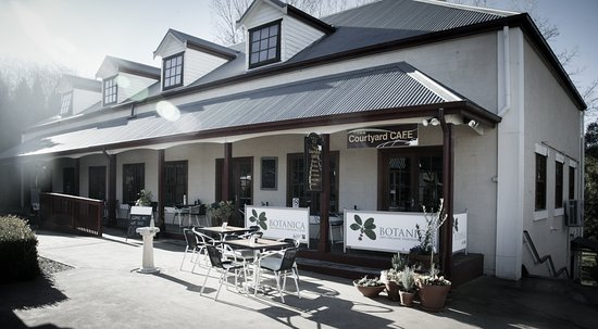 The Courtyard Cafe Berrima - Sydney Tourism