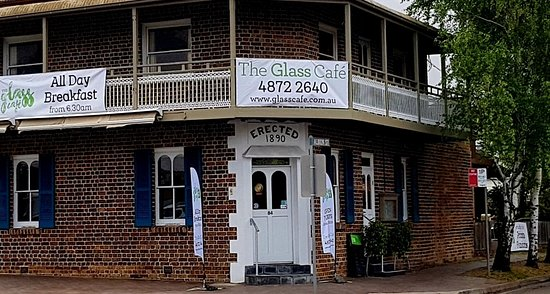 The Glass Cafe - Sydney Tourism