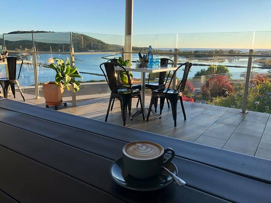 The View - coffee  bites - Sydney Tourism