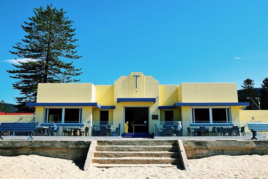 Thirroul Beach Pavilion - Sydney Tourism