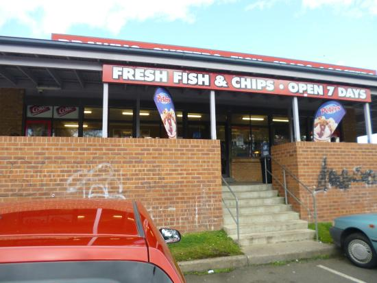 Aish's Seafood  Take-Away - Sydney Tourism