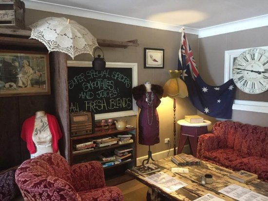 Aussie Outback Wares and Cafe - Sydney Tourism