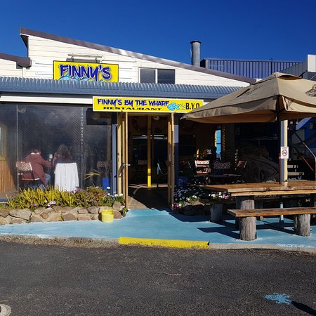 Finny's By The Wharf - Sydney Tourism