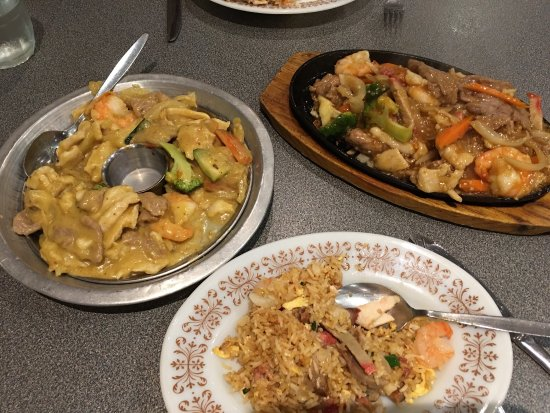 Mun Tien Thai  Chinese Restaurant
