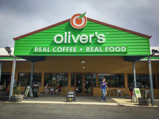 Oliver's Real Food
