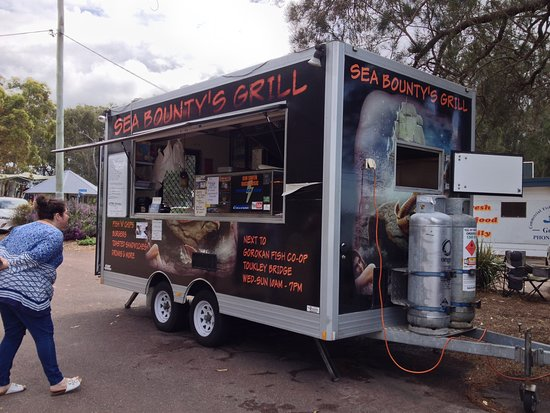 Sea Bounty's Grill - Sydney Tourism