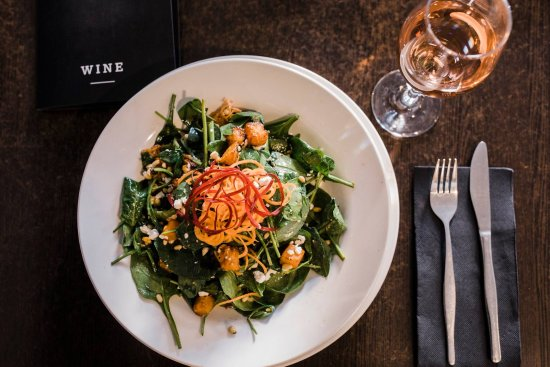 The Olive Restaurant - The Courty - Sydney Tourism