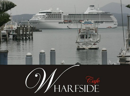 Wharfside Cafe - Sydney Tourism