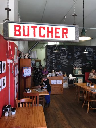 Butchers Shop Cafe - Sydney Tourism