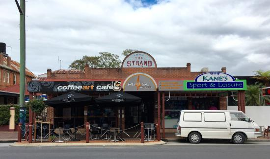 Coffeeart Cafe - Sydney Tourism