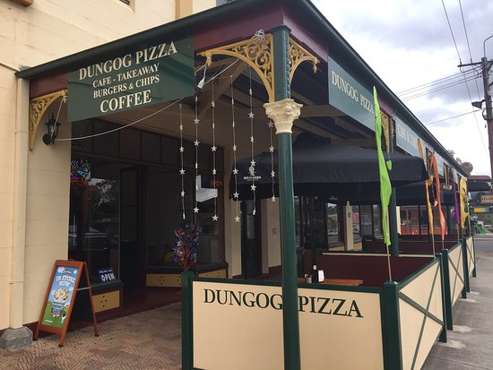 Dungog Pizza - Sydney Tourism