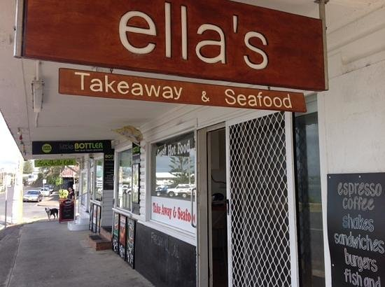 Ella's Takeaway and Seafood Harrington - Sydney Tourism