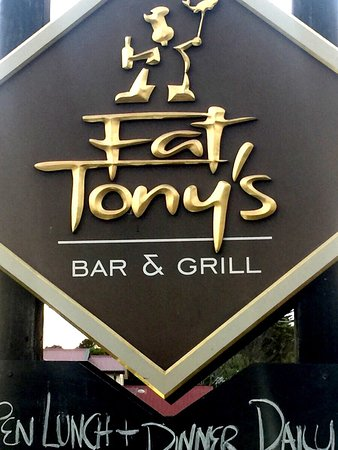 Fat Tony's Bar  Grill - Sydney Tourism