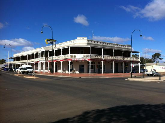Great Western Cobar Hotel-Motel - Sydney Tourism