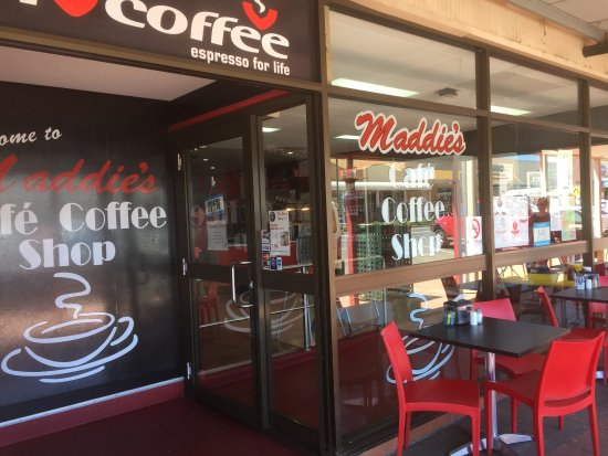 Maddie's Cafe Coffee Shop - Sydney Tourism