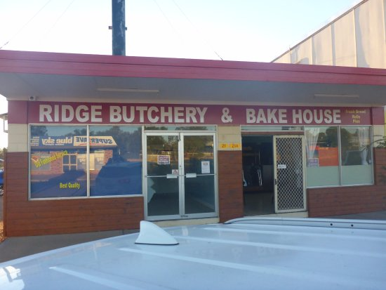 Ridge Bakehouse - Sydney Tourism
