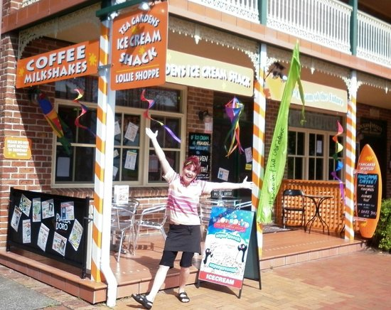 Tea Gardens Ice Cream Shack - Sydney Tourism