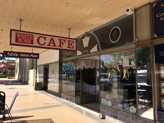 White Rose Cafe - Sydney Tourism