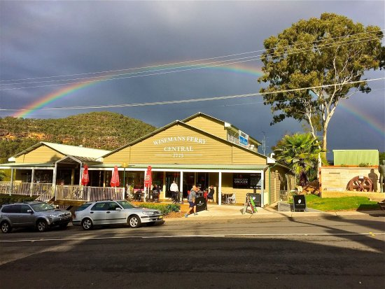 Wisemans Ferry Grocer Cafe - Sydney Tourism