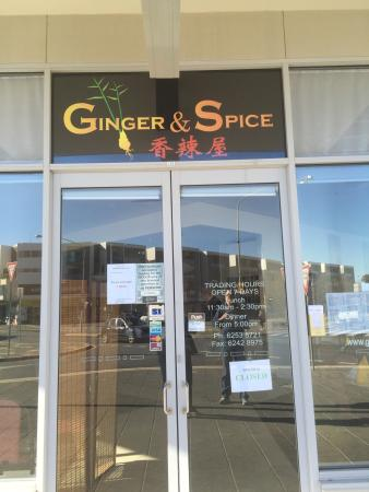 Ginger and Spice - Sydney Tourism