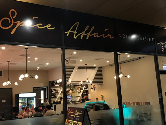 Spice Affair Indian Cuisine - Sydney Tourism