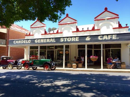 Candelo General store and cafe - Sydney Tourism