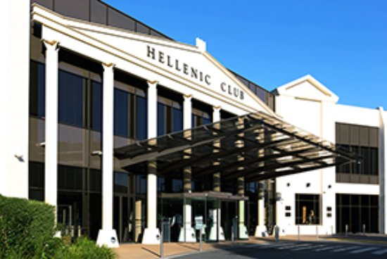 Hellenic Club of Canberra - Sydney Tourism