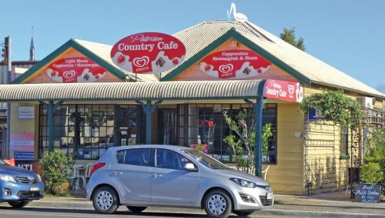 Paterson Country Cafe - Sydney Tourism
