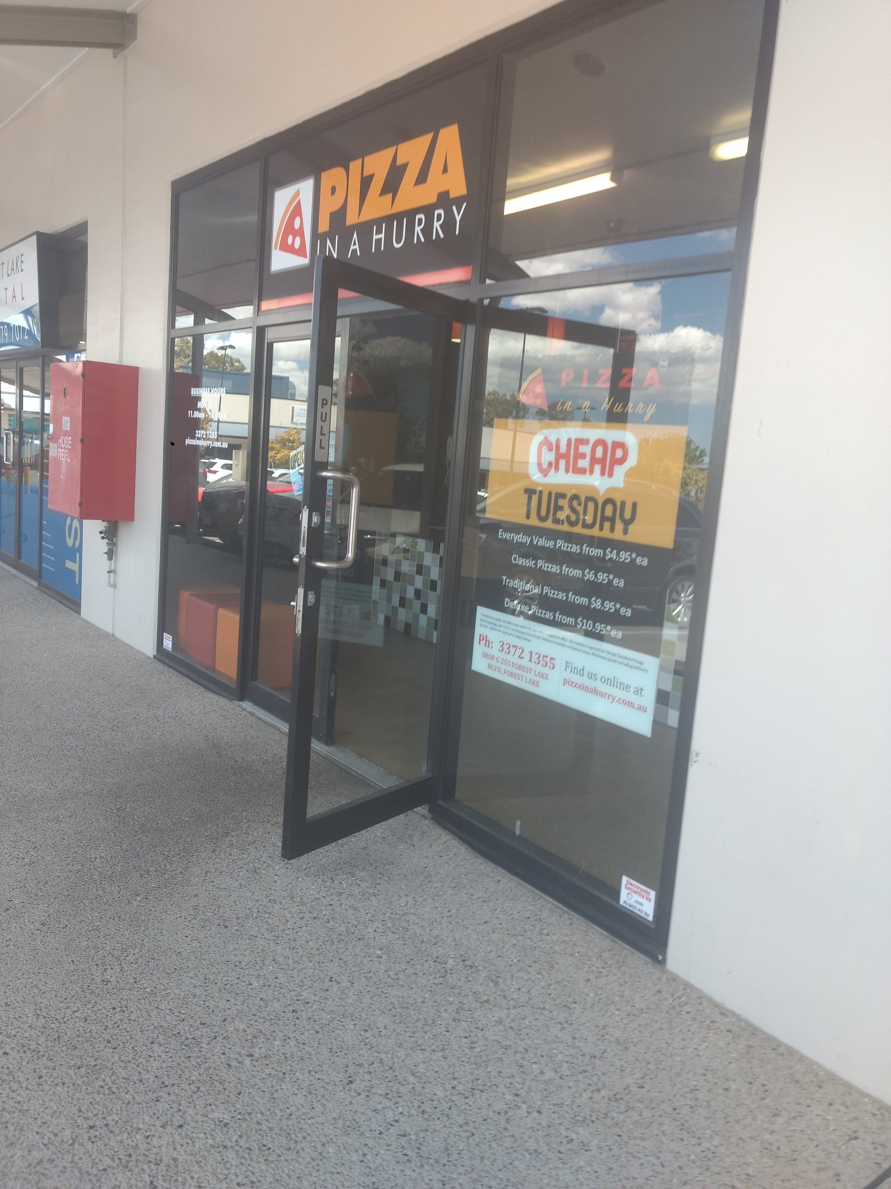 Pizza in a Hurry - Sydney Tourism