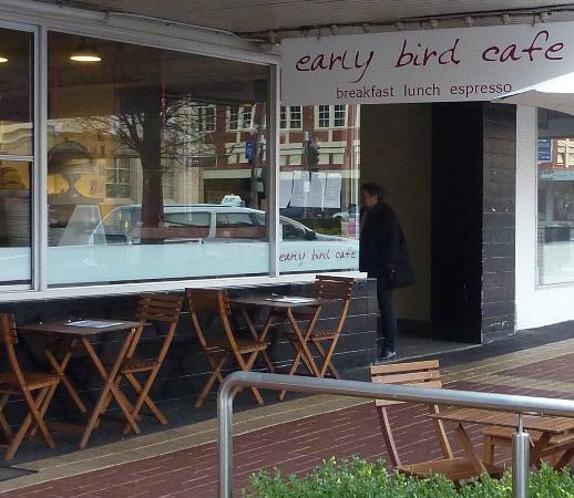 Early Bird Cafe - Sydney Tourism