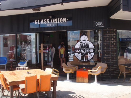 The Glass Onion Society - Sydney Tourism
