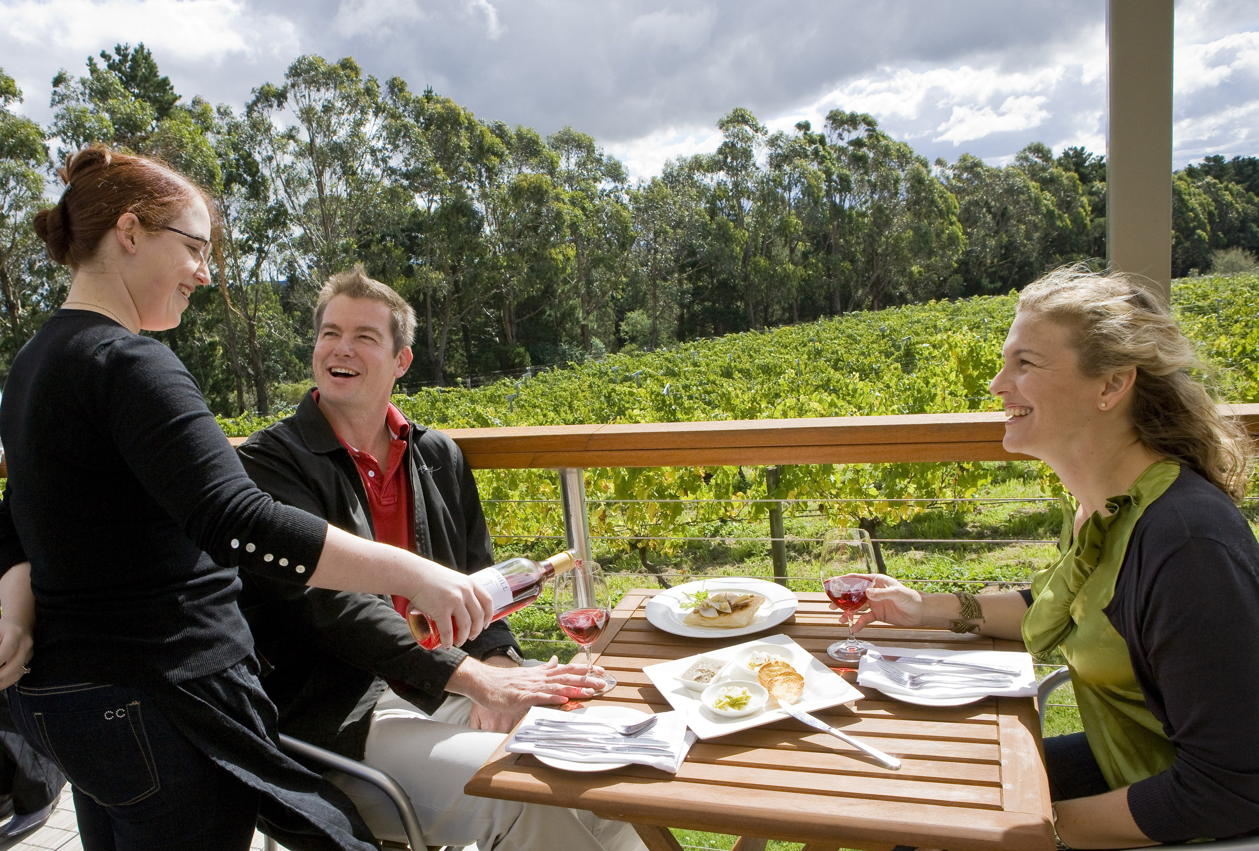 Lark Hill Biodynamic Winery - Sydney Tourism