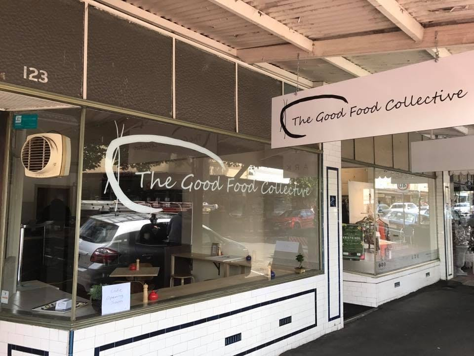 The Good Food Collective - Sydney Tourism