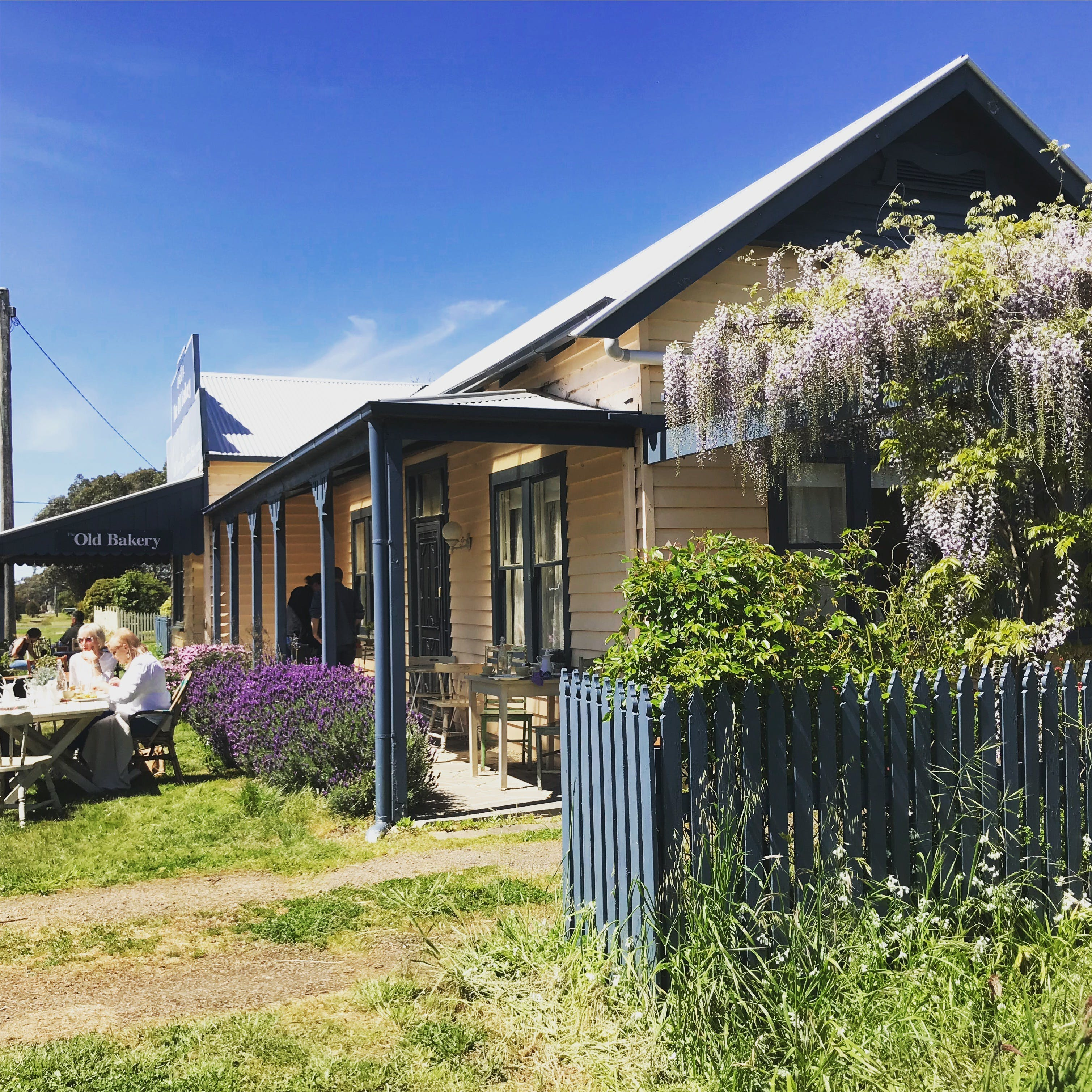 Dunkeld Old Bakery Cafe and Guesthouse - Sydney Tourism