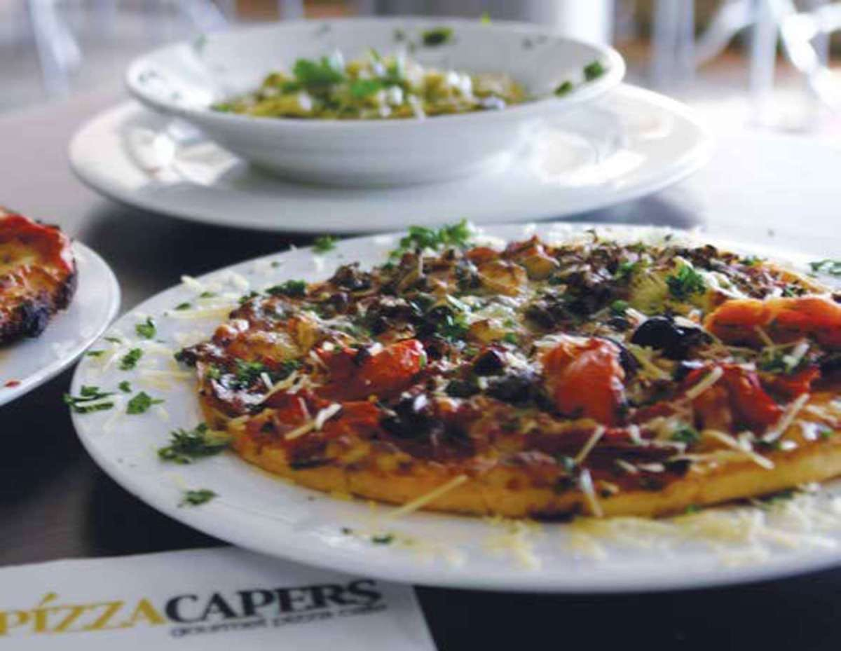 Pizza Capers - Tweed Heads South - Sydney Tourism