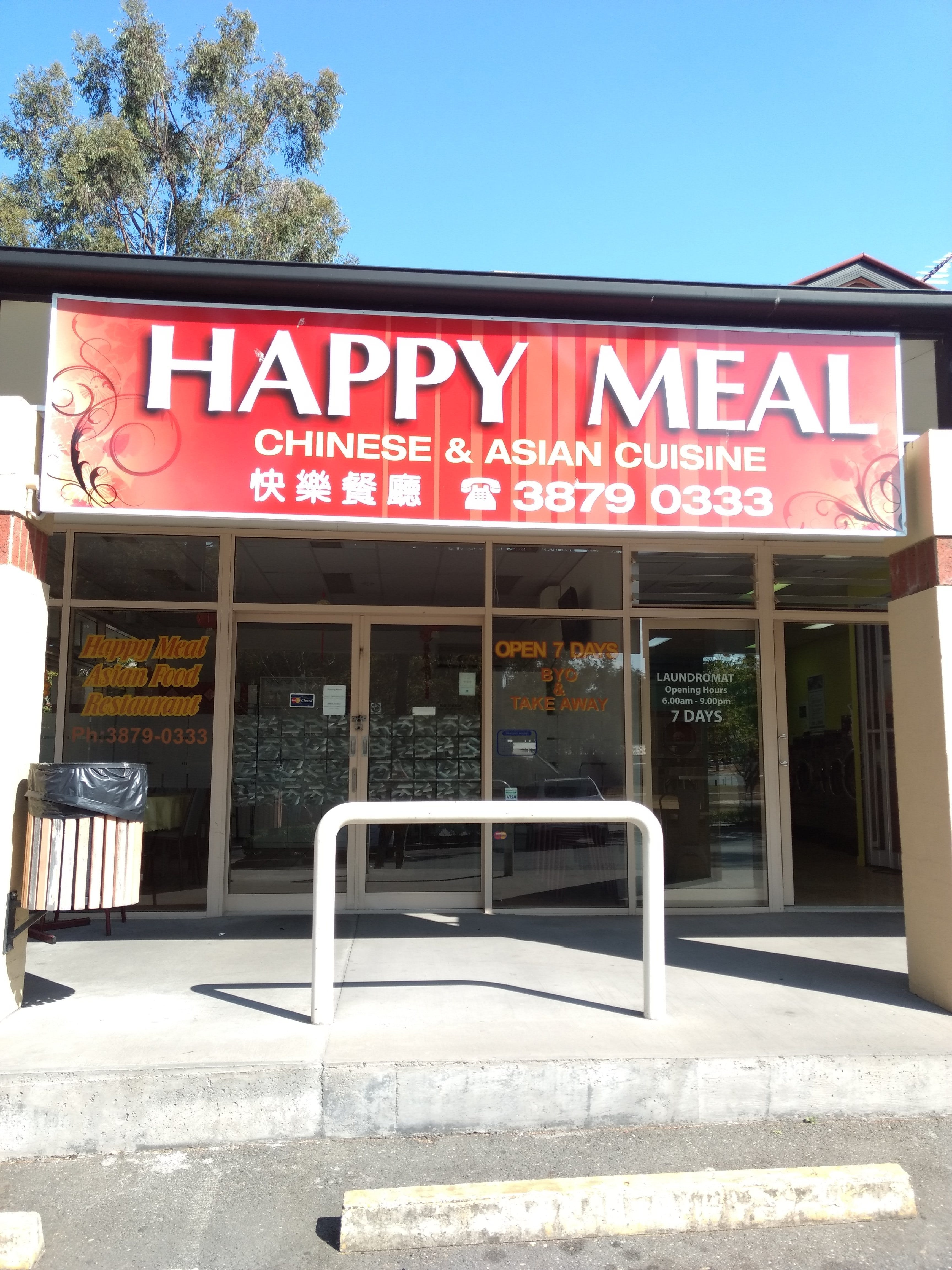 Happy Meal Asian Food Restaurant - Sydney Tourism