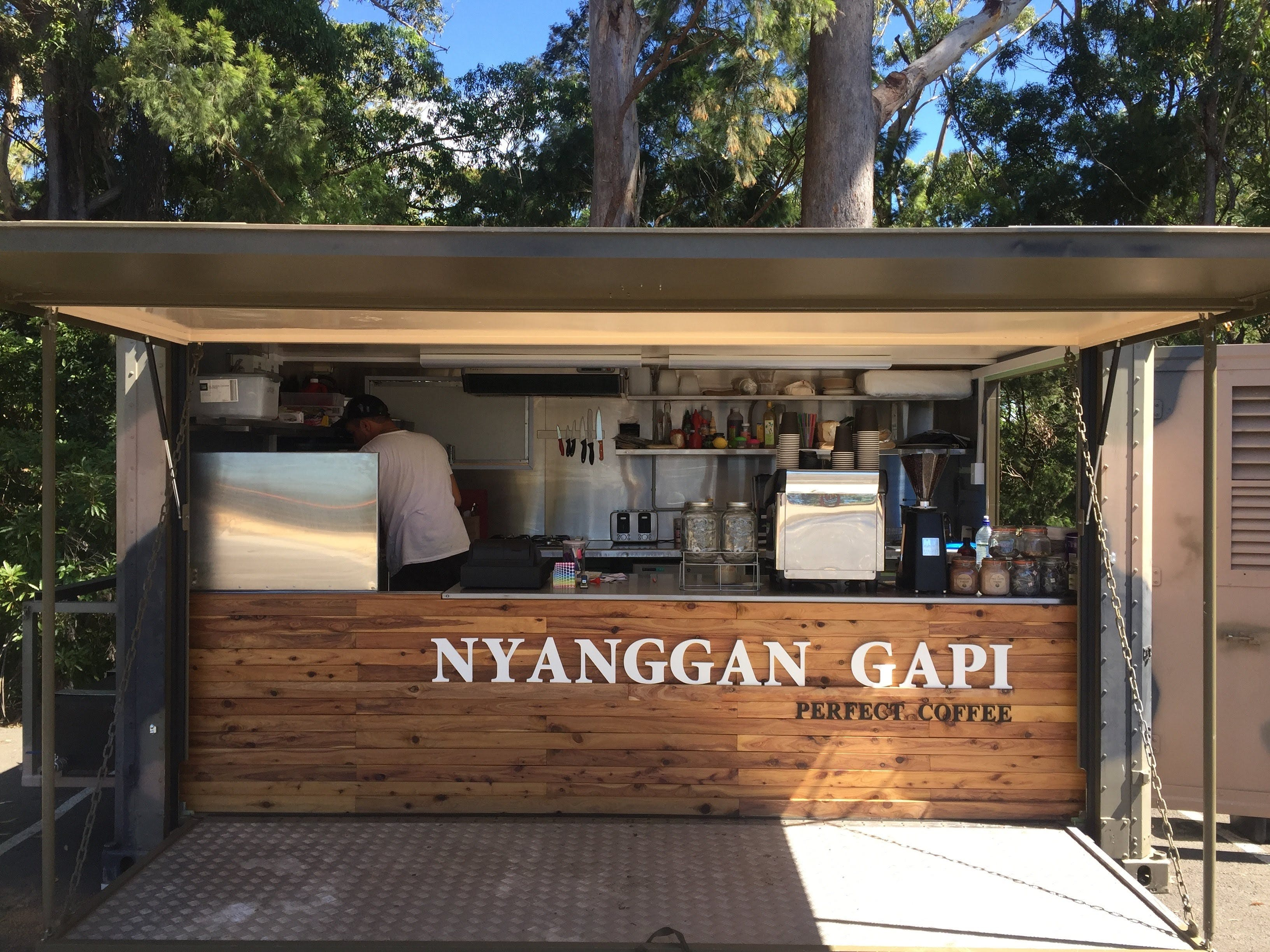 Nyanggan Gapi Cafe - Sydney Tourism