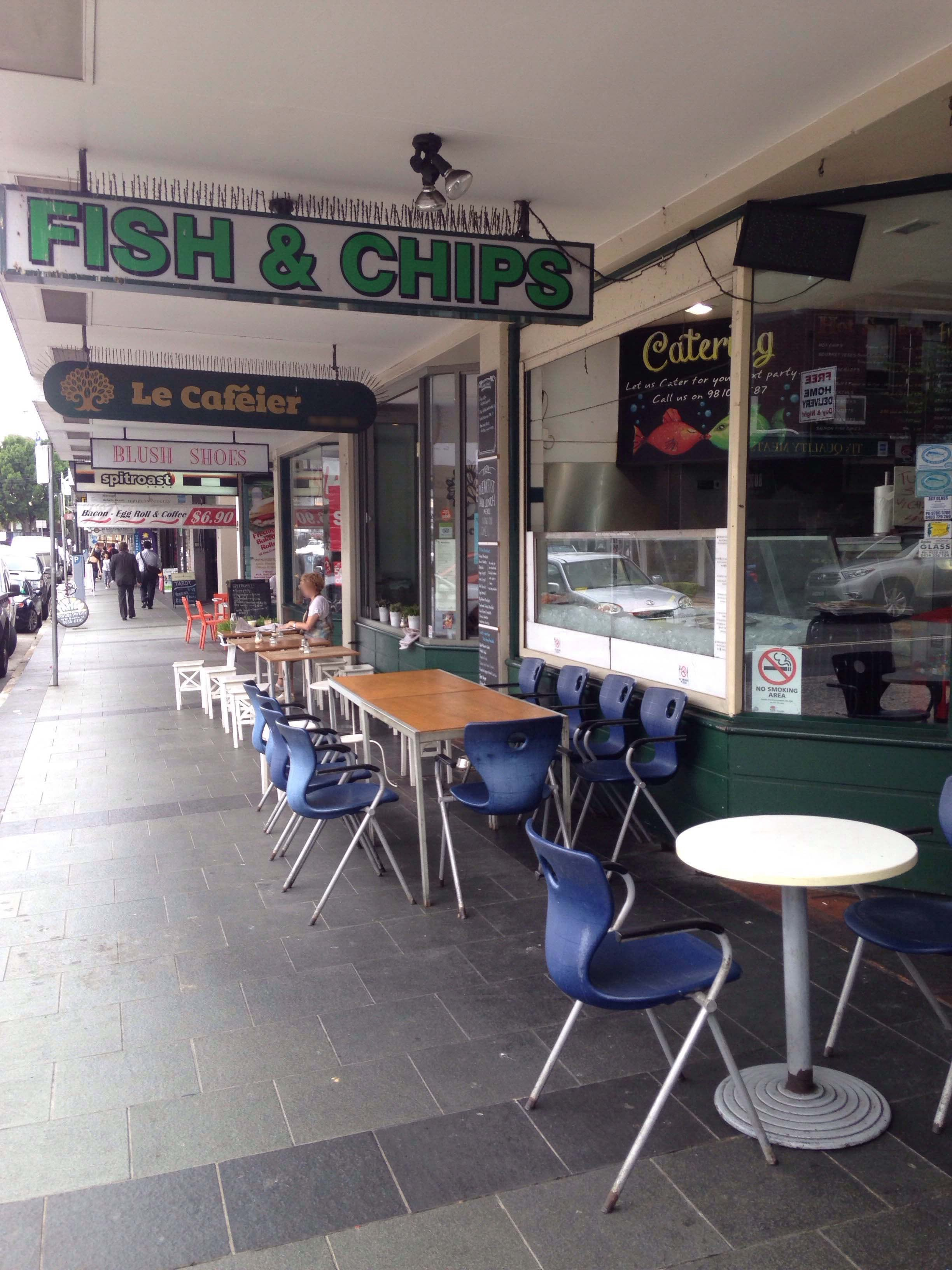 Fish and Chips - Sydney Tourism