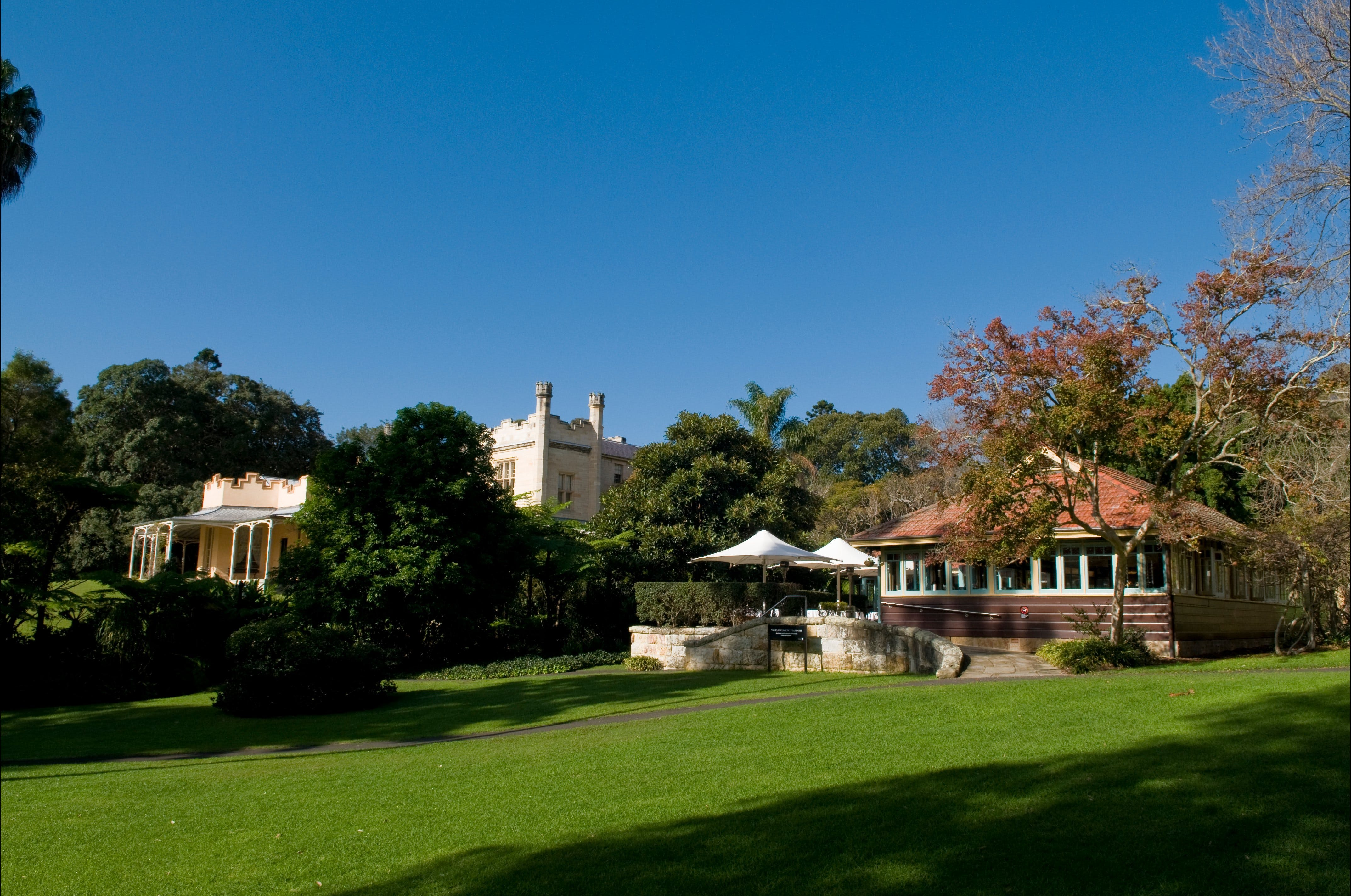 Vaucluse House Tearooms - Sydney Tourism