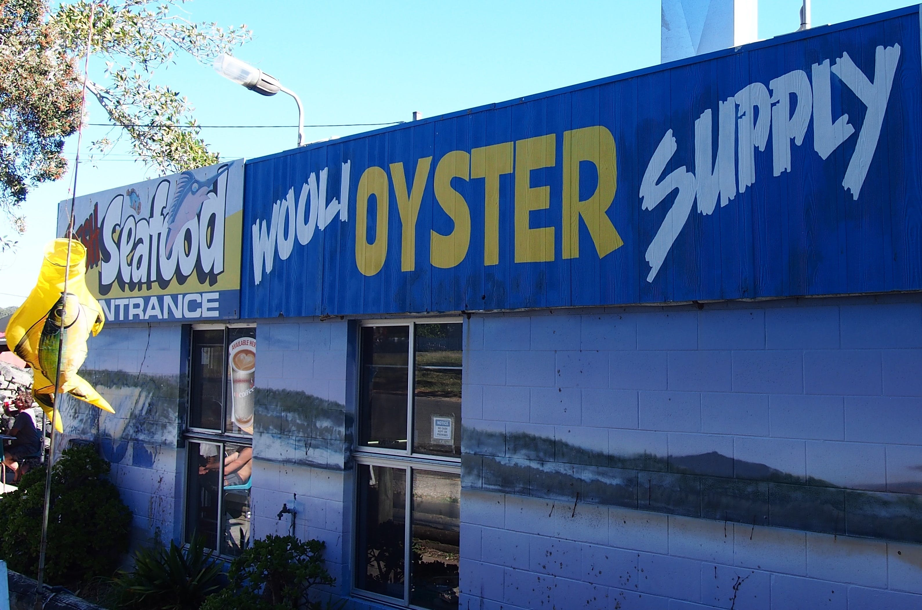 Wooli Oyster Supply and Seafood Co-op - Sydney Tourism